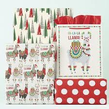 llama wrapping paper dots wrapping paper roll wrap paper source