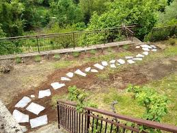 idee fai da te per il giardino vialetto giardino fai da te foto 15 40 design mag