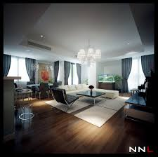 black white lounge interior design ideas