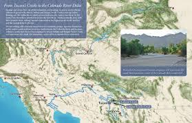 Colorado River Basin Map by Restore Sabino Creek Watershed Management Group