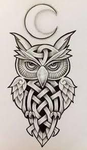 Owl Tattoos - free owl tattoos best in 2017