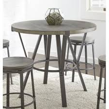 Grey Bistro Table Grey Pub Tables Bistro Sets You Ll Wayfair