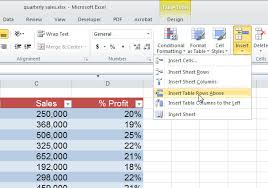how to create a table in excel 2016 how to add total row in excel sportsnation club