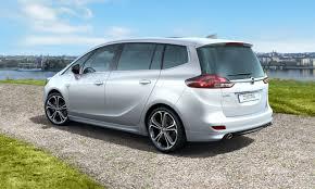 opel thailand opel zafira 7 seater family car opel ireland