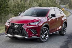 lexus 2017 sports car lexus nx 2017 pricing and spec confirmed car news carsguide