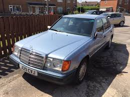 mercedes benz w124 250d 1992 manual in pontyclun rhondda cynon