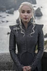 who is the blonde in the game of heroes commercial emilia clarke is doing something different to play daenerys in the