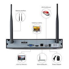 amazon com better than 720p akaso wireless security camera