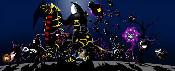 halloween okemon background pokemon gengar 1600x1200 wallpaper
