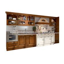 solid wood kitchen cabinets from china european classical style design solid wood kitchen cabinets