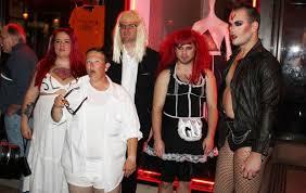Rocky Horror Halloween Costume Rocky Horror Picture Show Screens Midnights Tivoli