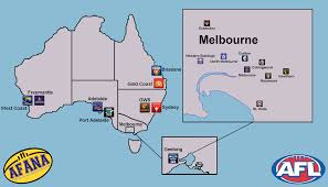 Australian States Map by Common Questions And Answers About Aussie Rules Australian