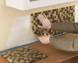 how to install backsplash tile sheets in kitchen u2014 the clayton