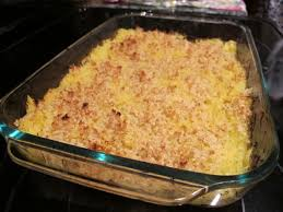 spaghetti squash casserole a vegan thanksgiving dish