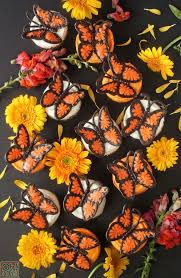 How To Make Sweet Decorations Best 25 Chocolate Butterflies Ideas On Pinterest Chocolate