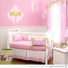 Gray Nursery Decor Pink Nursery Rooms Pink Nursery Room Design Ideas For Baby