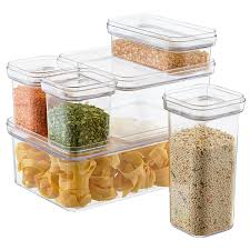 100 food canisters kitchen details about 10x 150ml mini
