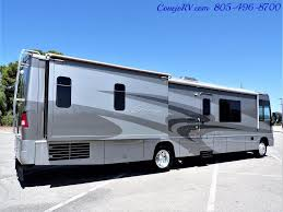 2005 itasca suncruiser 38r 25k miles full body paint 2 slides