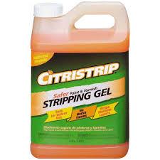 citristrip 1 2 gal safer paint and varnish stripping gel