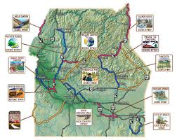 maryland byways map soutwestern idaho byways map idaho s scenic byways outdoor