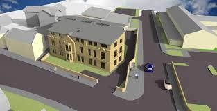 work to start on stenhousemuir social housing development