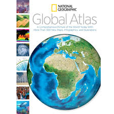 World Atlas Maps by Road U0026 World Atlas Maps National Geographic Store