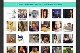 Meme Creat - 10 popular meme generator tools
