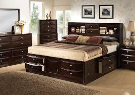 Storage Bed Sets King Electra King Storage Bedroom Set Overstock Warehouse