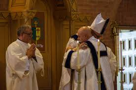 once lost but now found two men find a true home as new deacons