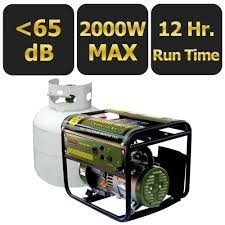 Read Write Think Generator Sportsman 2 000 Watt Clean Burning Lpg Propane Gas Powered