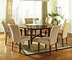 large round wood dining room table dining room great concept glass dining table picturesque great round