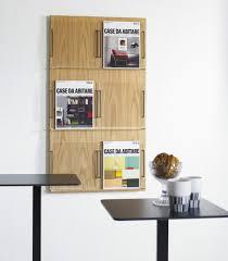 furniture rotating magazine rack wall mounted wire racks mount