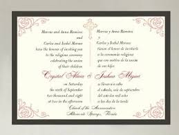 8 best bilingual wedding invitations images on bridal