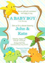 for baby shower dinosaur baby shower invitations with invitation for baby shower