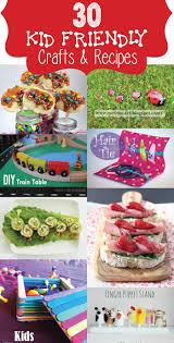 30 ideas for kids crafts u0026 recipes smart house