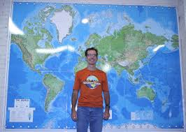 Huge World Map by World Maps Framable Maps Seattle Map Store Wine Maps Nautical