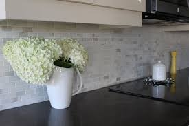 sea glass backsplash mosaic tiles white stone tile home depot