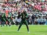 usf football coach willie taggart is moving on reports