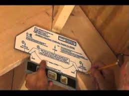 Installing A Ceiling Fan Box by Arlington How To Install Fan And Lighting Fixture Box Centered In