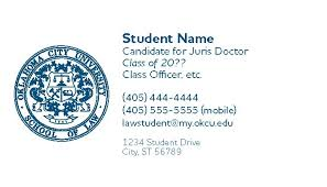 student business card student business cards school of