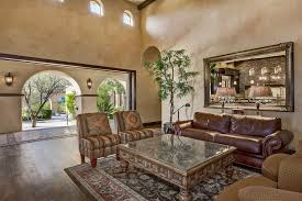 The Living Room Scottsdale Sprawling Silverleaf Estate For Sale On 2 Acre Pristine