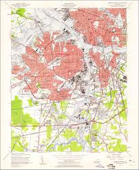 Norfolk Virginia Map by Browse Image Of The 1955 Norfolk South Virginia 7 5 Minute Series