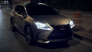 lexus nx uk launch reklama lexus nx 4x4 e four 30sek youtube