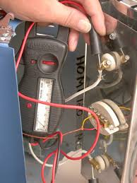 how to use an ohmmeter no 224