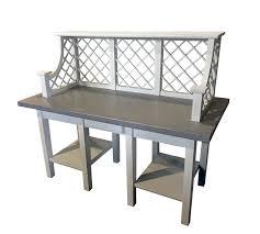 bench order potting bench or desk mecox gardens