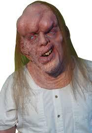 latex masks halloween elephant man mask halloween horror masks at escapade uk