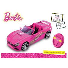 barbie convertible nikko op afstand bestuurbare barbie cabrio intertoys
