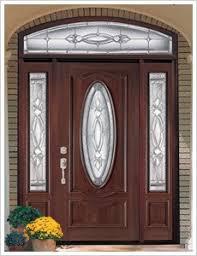 Stain For Fiberglass Exterior Doors Should You Paint Or Stain A Fiberglass Door