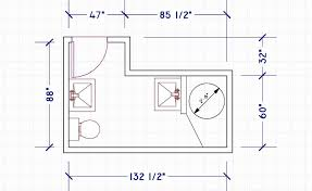 bathroom layout planner