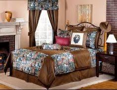 Outdoor Themed Bedding Browning Buckmark Burgundy Comforter Set New And Strikingly